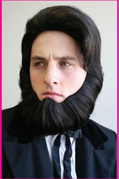 ABRAHAM LINCOLN Wig