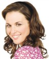 Evita Curly Headband Wig