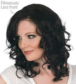 Look Curly Lace Front Wig