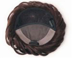 Lucky 100% Human Hair Mono-Top Wiglet