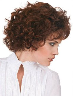 Sally Human Hair Monofilament Wig