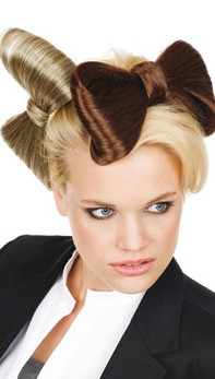 Toledo Large Hair Bow