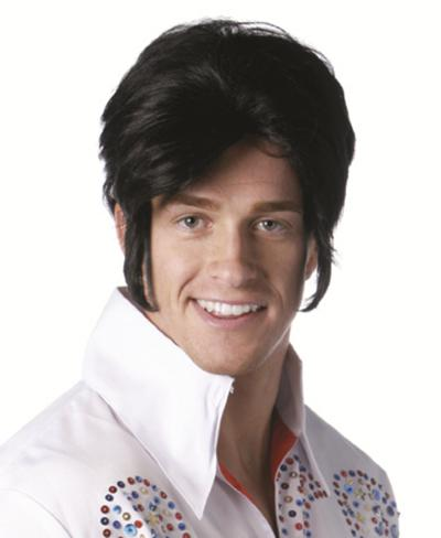 Young Elvis Wig - You Get 5 Items For This Price Shown