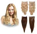 Clip On Hair Extension Set