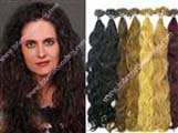 1680 Strands DiamondLocs Curly/Wavy Remi PreBonded