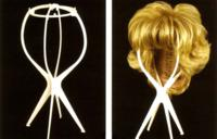 Plastic Wig Stand