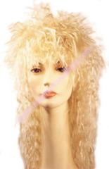 Heavy Metal Rocker Wig