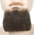 Human Hair 3 Point Beard