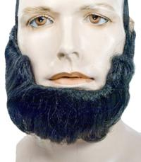 Abe Bargain Beard and Wig Set