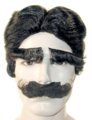 Groucho Wig, Moustache & Eyebrows Set