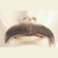 Human Hair Mustache Style M1