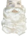 Santa Beard and Mustache Set