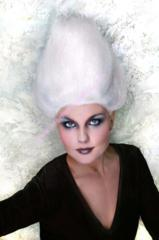White Troll Wig - For All Ages - All Colors