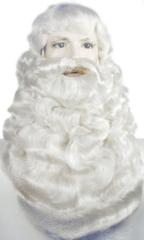 Supreme Santa Wig and Beard Set