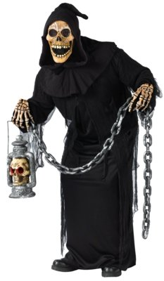 Grave Ghoul Costume Plus Size