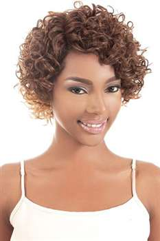 LACE HITEMP J DEEP PART CURLY SHORT OL10""