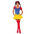 2 Piece Sexy Snow White Costume