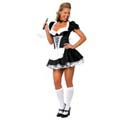 2 Piece Sexy French Maid