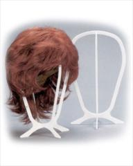 Plastic Folding Wig Stand