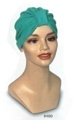 Deluxe Terry Cloth Turban