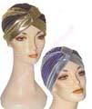 Metallic Jersey Turban