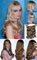 Instant Hair Extensions! Super Long- 5 pcs