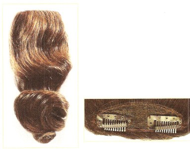 Human Hair Wavy Clip In Hair- Choose Your Length!!