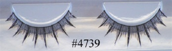 You Get 6 Pairs - Glitter Lashes