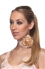 Human Hair Ponytail Wrap