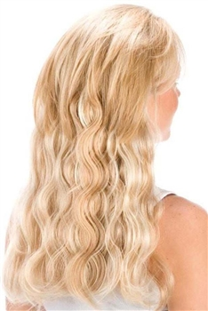 "14"" OCH French Curl (1 Piece) - Remy Human Hair Extensions - Wefted"