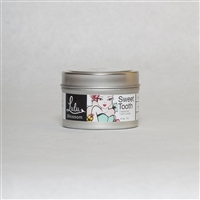 Soy Travel Candle with natural cotton wick