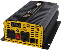 Go Power - GP-1000HD Watt Modified Sine Wave Inverter