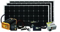 Go Power - Solar Extreme Charging System