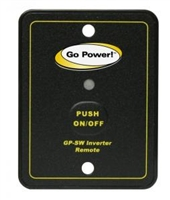 Go Power- Pure Sine Wave Inverter Remote