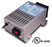 Iota Engineering DLS-27-40/IQ4, BATTERY CHARGER, 40A 24VDC 120VAC WITH IQ4 CONTROLLER