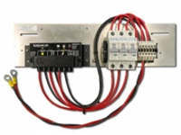 SunSaver 10 Amp 24 V-LVD Charge Controller, Stock Universal Back Plate Assembly,