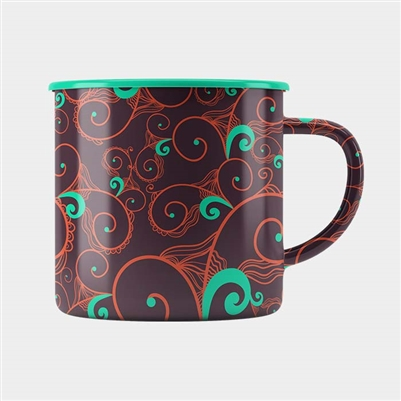 STEEP Minty Chocolate Mug