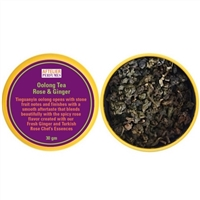 Organic Rose Ginger Oolong Tea