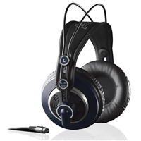 AKG K240 MKII Semi-Open Studio Headphone, AKGK240MKII, K240MKII, 2058X00190