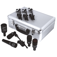 Audix DP5a Microphone Set, AUDXDP5A, XDP5A