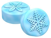 Winter Snowflakes Cookie Mold