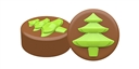Tree Cookie Mold