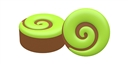 Koru Greenshoots Cookie Mold