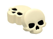 Skull Mini Cookie Mold