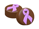 Cancer Awareness Ribbon Mini Cookie Mold