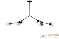 Branching Chandelier Oil Rubbed Bronze Finish