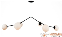 Branching Bubble Fixture Oil Rubbed Bronze Finish