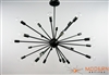 Oil Rubbed Bronze Sputnik Chandelier