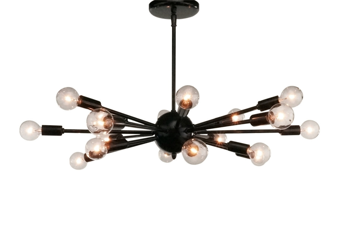 Oil rubbed bronze 24 inches in diameter with 18 arms lamp has a have arubaitofo Choice Image