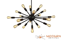 Oil Rubbed Bronze Sputnik